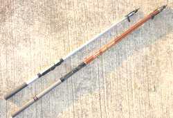 太刀魚釣りの竿
