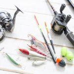 釣り道具メンテナンス
