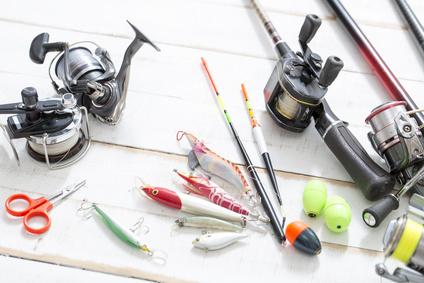 釣り具メンテナンスTOP写真