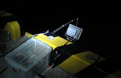 LED投光器TOP写真