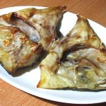 黒鯛(チヌ)のカシラ焼き
