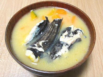 ゴンズイの味噌汁TOP写真