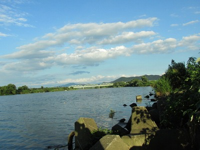 釣り場写真1(紀の川)