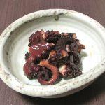 タコのやわらか煮(桜煮)